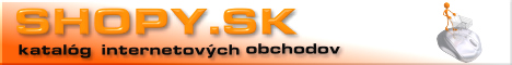 SHOPY.SK - katal�g internetov�ch obchodov. (www.shopy.sk)